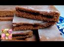 Пряник с джемом в глазури По рецепту прабабушки Очень вкусный мягкий как тульский и без ЯИЦ