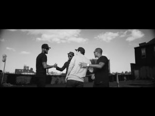 Nas ft. Dave East, Aloe Blacc & Lin-Manuel Miranda  Wrote My Way Out OKLM Radio