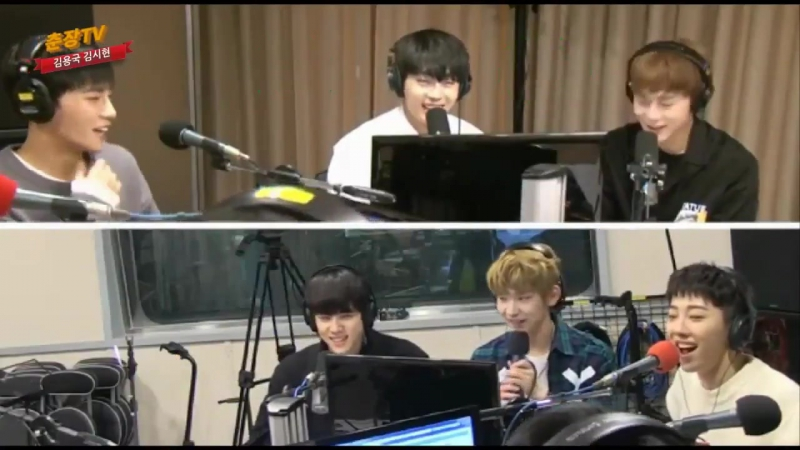 06 11 17 Kim Changryul`s Old School radio отрывок