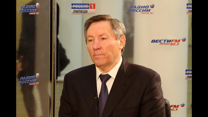 Олег Королев дал интервью Событиям недели олегкоролев