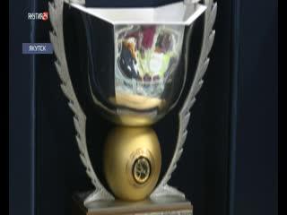 Трофей Кубка мира по вольной борьбе выставили в музее физической культуры и спорта Якутии