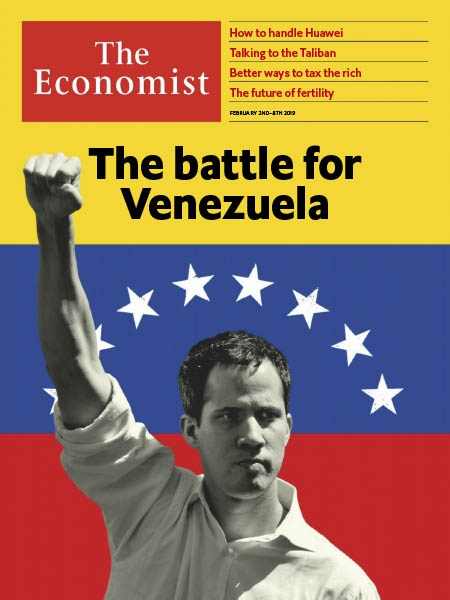 The Economist USA 02.2.2019