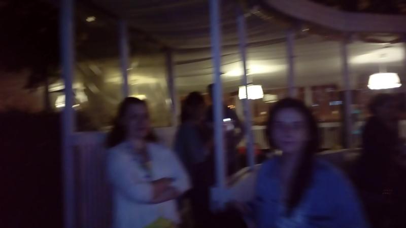 Центральная вечеринка SonFestekb bururubarara продолжается на набережной. 3-й час ночи.