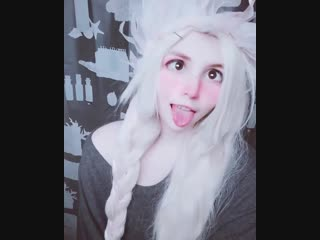Ахегао лица(ahegao face,ahegao,girl,cosplay girl)