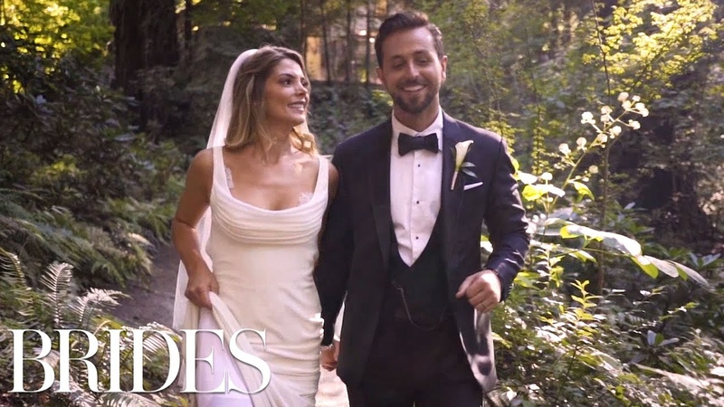 Twilight's Ashley Greene and Paul Khoury's Picture Perfect Wedding | Brides
