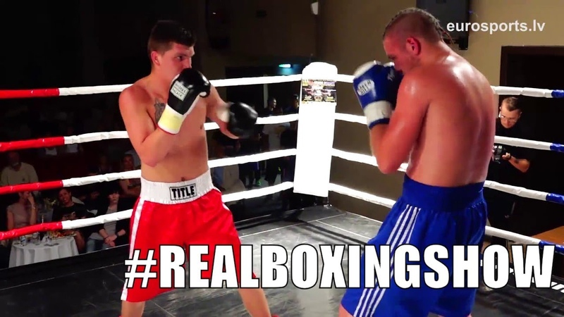11.07.2015 Fight 4. All stars boxing 2015 RealBoxingShow