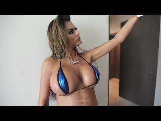 S3 beauty big tits in bikini [plastic bimbos]