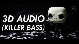 3D Audio (Killer Bass) | JPB - Defeat The Night (3D AUDIO!!) | Lazy Boys Productions