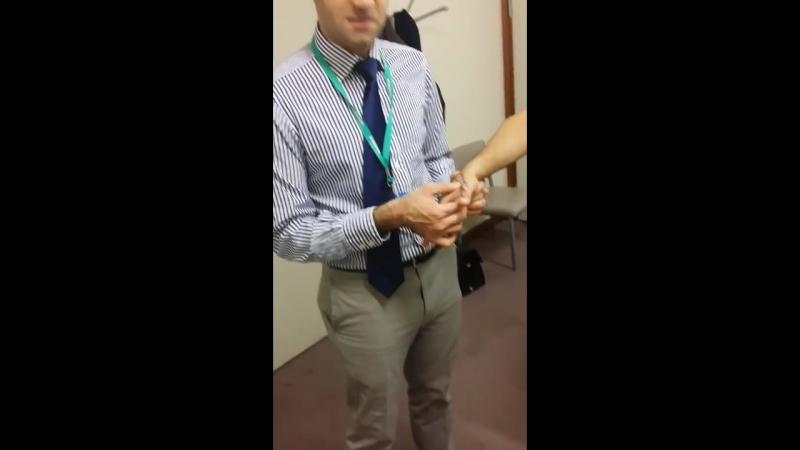 6. UL How to test Ulnar nerve