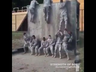 Strength of Body. Командная работа