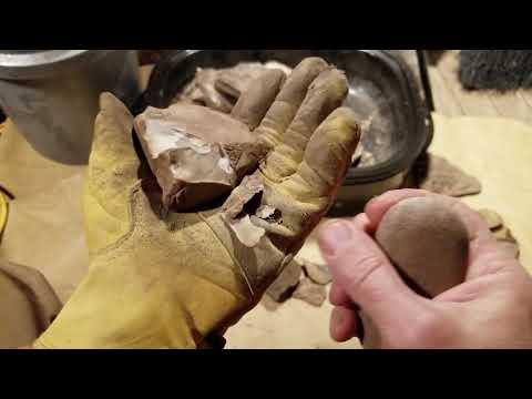 More Heat Treat Experiments for Flintknapping