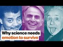 Why the future of science depends on creativity and emotion NASA's Michelle Thaller