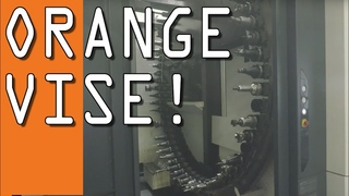 Orange Vise Factory Tour!  DMG Mori Horizontal, Brother 5-Axis!