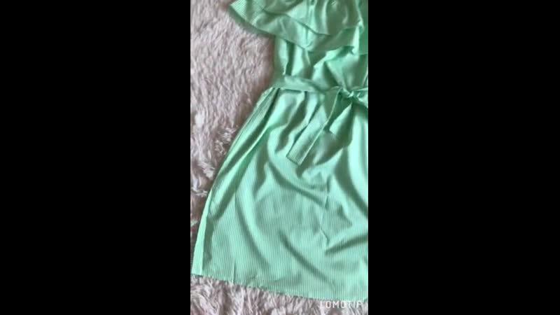 Летнее платье в салатовым цвете💚 Размер : M(42-44) Ткань: легкая костюмка Цена 360 грн  Ссылочка на instagram 👇⬇👇↙ www.i