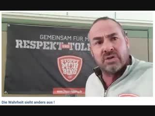 Carsten Stahl - brandrede gegen politikerheuchelei (mobbing, tod einer schlerein )