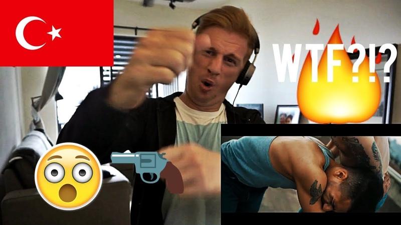 (WTF!) Canbay Wolker - Elbet Bir Gün (Official Video) TURKISH RAP REACTION