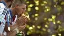 «Твои глаза, такие чистые как небо, назад нельзя» Эмоции Чемпионата мира пофутболу FIFA 2018 вРоссии™