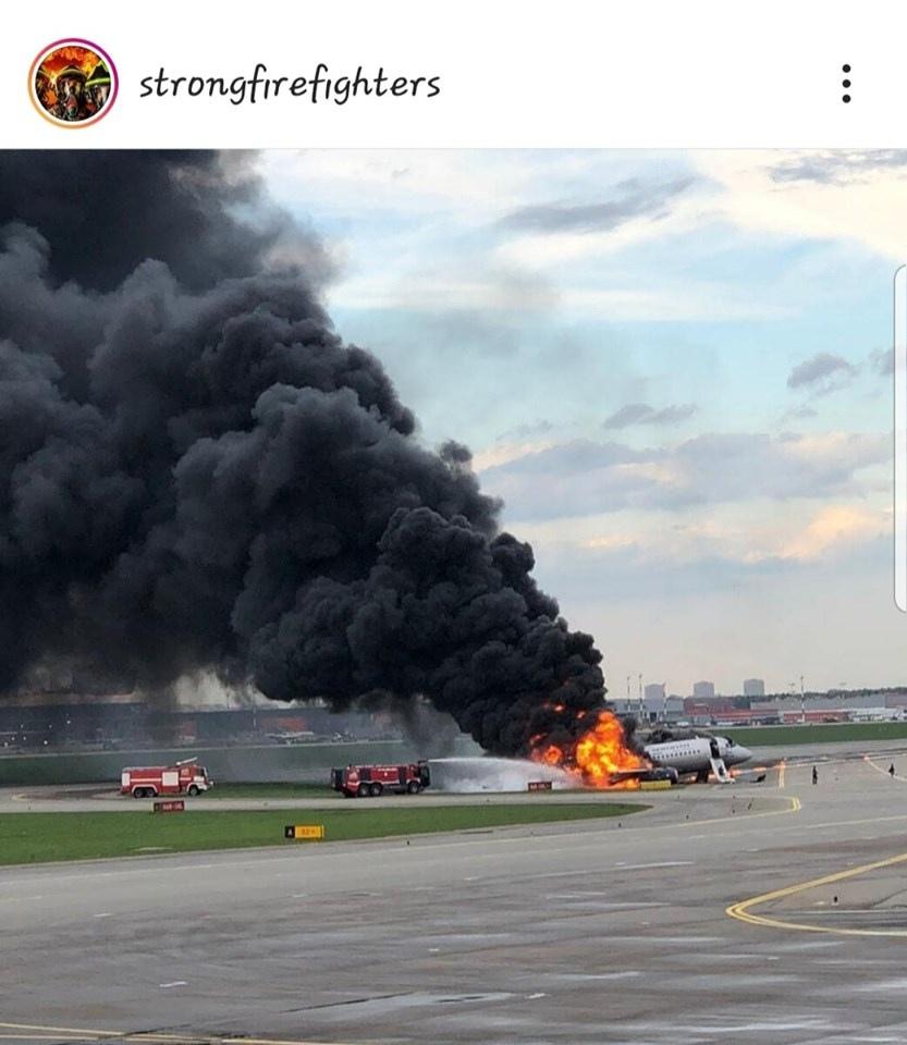 Авиакатастрофы и трупоеды