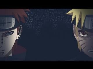 Pain vs Naruto | AMW | Kamui