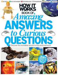 092 zz How It Works Book Of Amazing Answers to Curious Questions Annual 2011