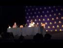 Brett Dalton shares his favorite Dad Joke at Dragon Con 2018