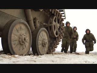 Огневая подготовка экипажей БМП-2