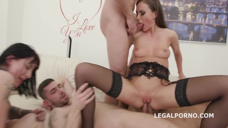 Take No Prisoners with Tina Kay & Charlotte Sartre Domination  Balls Deep Anal  DAP  Anal Fist  Squirt GIO564 720p