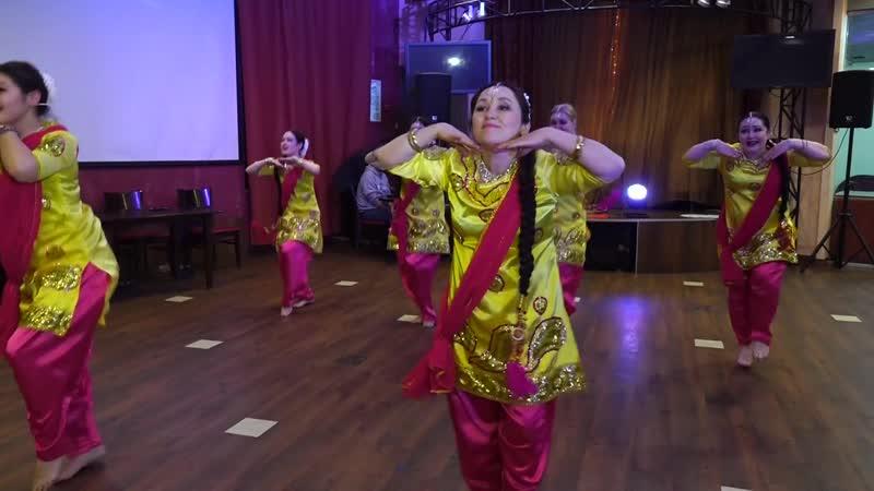 Студия индийского танца Рангила Аламар Данс 2019