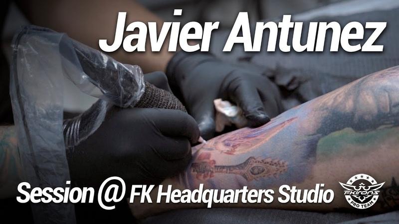 FK Irons Pro-Team Spotlight : Javier Antunez