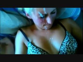 Подборка с окончанием на лицо супер #blowjob #handjob #porno #sex #cum #pov #порно