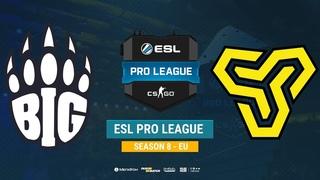 BIG vs Space Soldiers - ESL Pro League S8 EU - bo1 - de_inferno [Enkanis]
