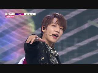 Snuper - You In My Eyes @ Show Champion 181017