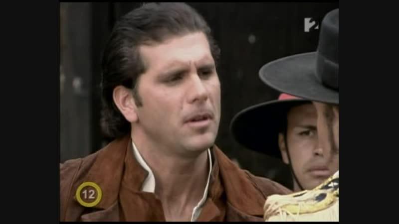 Зорро Шпага и роза Zorro La Espada y La Rosa 2007 103 серия 1