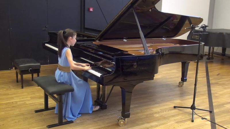 11 23 2018 M Marchenko A Dovgan' Debussy Children's Corner EAMT Tallinn Russian language
