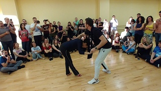 Brazuka 2018 - Bruno Galhardo & Raiza - Zouk Dynamics