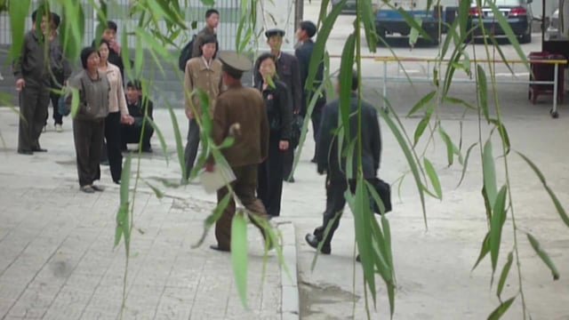 North Korea - Towards the worst war or the most impressive peace a documentary by Itai Anghel UVDA - Keshet broadcasting