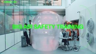 NIKE - BIG AIR SAFETY TRAINING