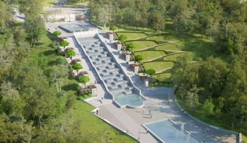 Стала известна организация благодаря которой Харьков потерял фонтан Каскад, в саду Шевченко
