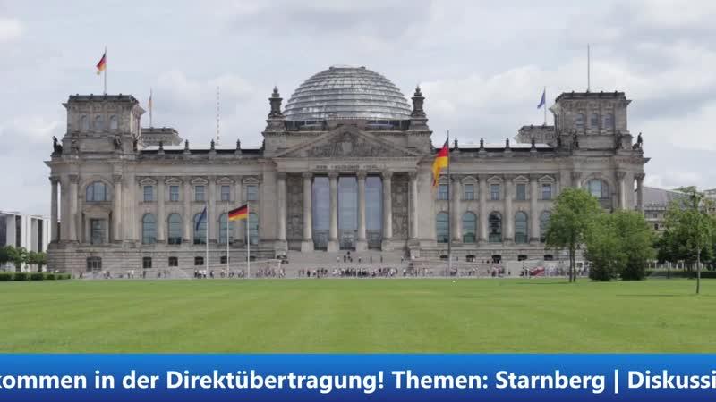 Direktübertragung Starnberg | Diskussion mit Euch | Und was Lustiges