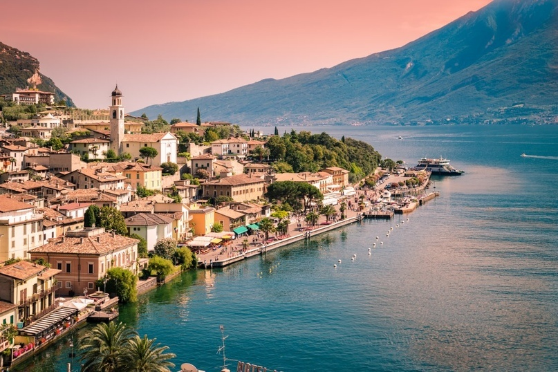 Обзор курорта Гарда (Италия), изображение №5