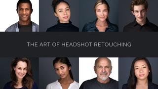 The Art of Headshot Retouching — Using Affinity Photo