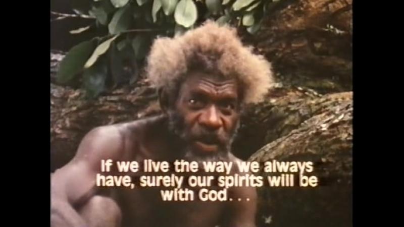 The Sharkcallers of Kontu Dennis O'Rourke 1982