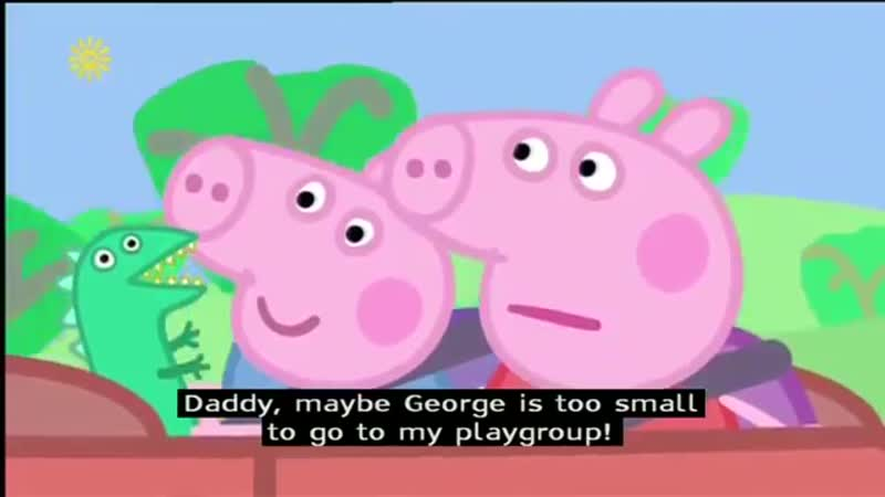 Peppa Pig English Series 1 Episodes 1 10 with subtitles