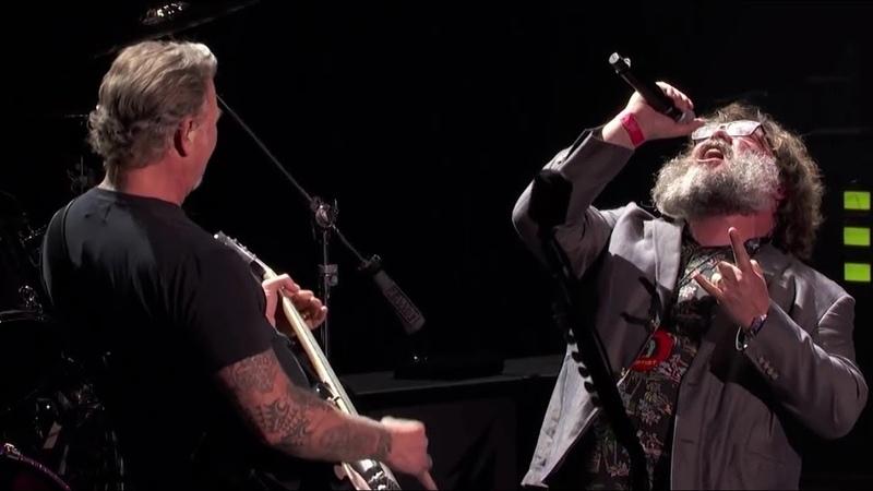 Jack Black James Hetfield | Chris Cornell Tribute Concert (Pro-Shot)
