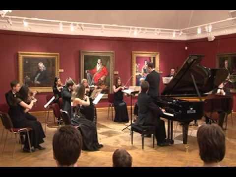 Johann Ladislaus Dussek Piano Concerto F-dur op.14b,Part II Adagio