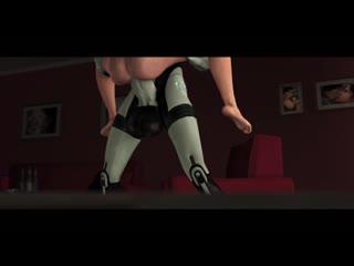 Zoey x ed (special delivery) [futa, 3d, porn, big dick, cum, big tits, r34]
