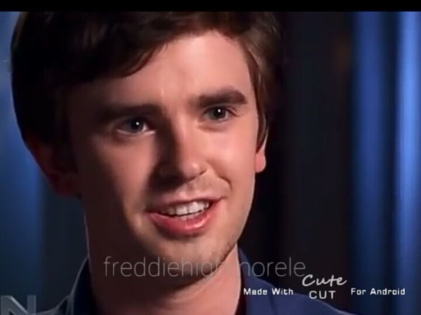 "( emily fan page💜♡( backup on Instagram: ""I love this laugh, sorry if the video is short😅❤😭❤❤❤❤😅😅😢😢😢❤❤❤❤ freddiehighmore freddiehighmoreedit lo..."