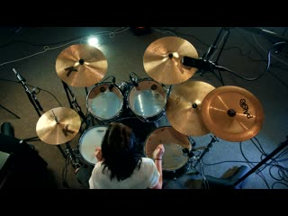 """Papa roach - """"between angels and insects"""" drum cover"""