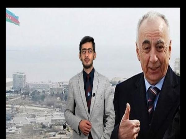 Xəbər var: Hacıbala Abutalıbov ikinci vitse-prezident təyin edilə bilərmi? (03.05.2019)