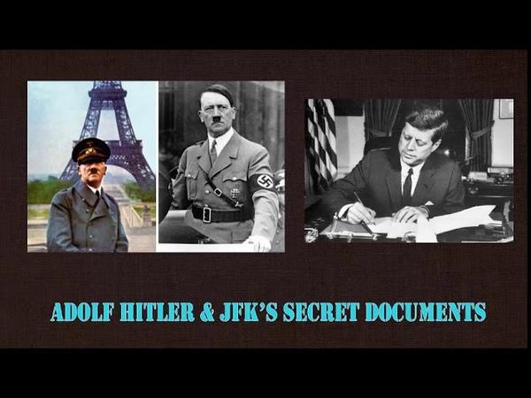 Robert David Steele HITLER JFK'S SECRET DOCUMENTS